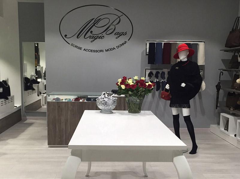 Progettazione e arredamento negozi milano arredoshop for Arredatore milano