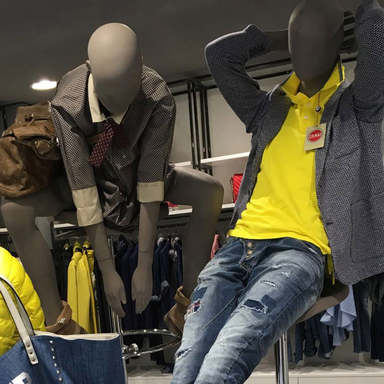 best website b7b7b 141a4 Arredamento per negozi di abbigliamento uomo - ARREDOSHOP