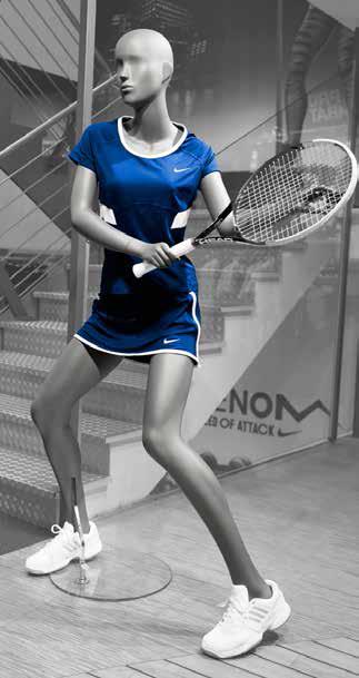 Manichini tennis